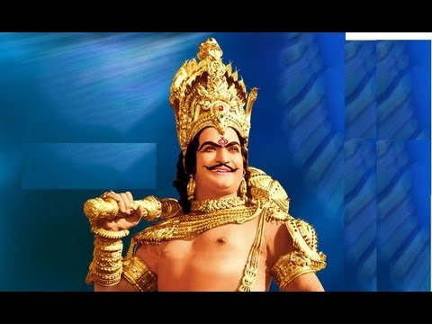 Sudhakar Mimicry:  Ntr Dialogues In Daana Veera Soora Karna video