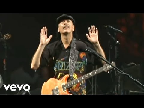 Carlos Santana - Curacion