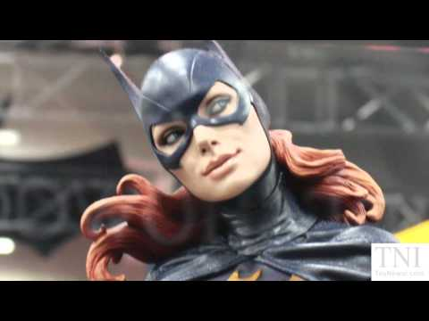 Sideshow Collectibles DC Comics San Diego Comic-Con 2014 Display