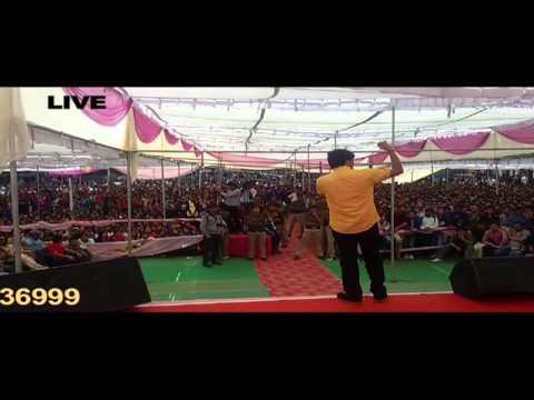 Vikas Kumar Live In Dheradun 13 March 2014 09813320061,09996936999 video