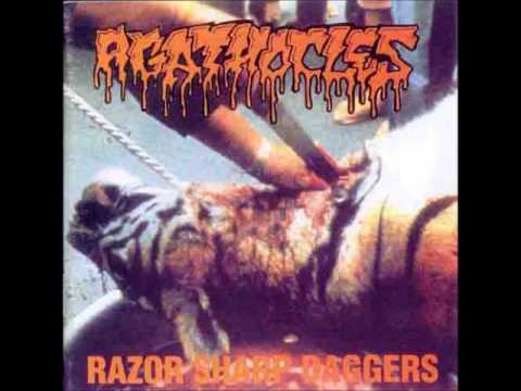 Agathocles - Throwing Away Crap