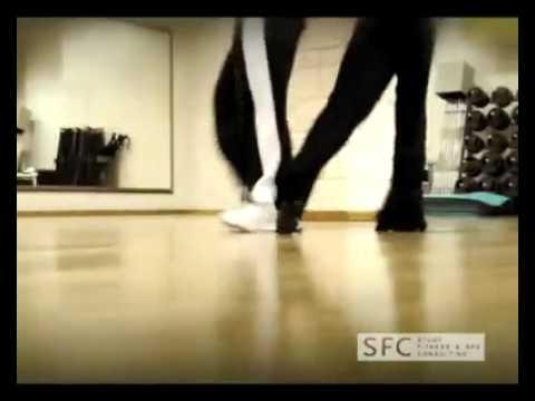 Промо ролик тренировок по сальсе