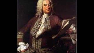 George Frideric Handel The Arrival Of The Queen Of Sheba