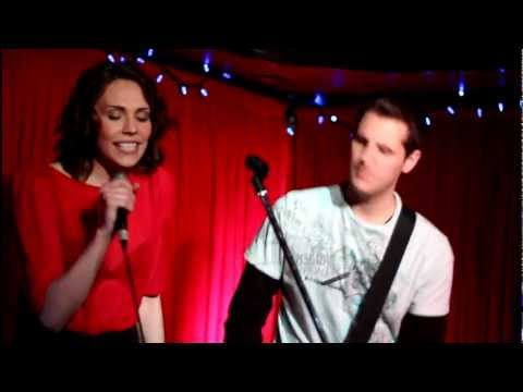 Drake ft Rihanna - Take Care (Acoustic Rock Cover) - John Tayles&Laura Nielsen