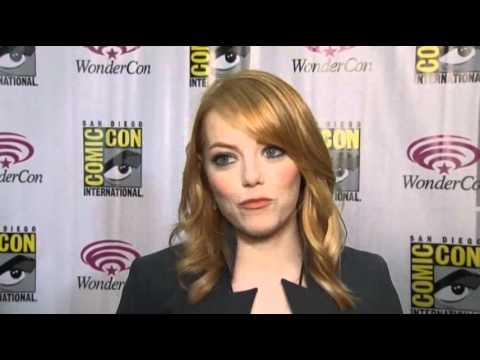 Emma Stone Presents 'The Amazing Spider-Man'