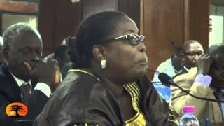 Me Isabelle AMEGANVI: Il y a une application sélective de loi portant statut de l