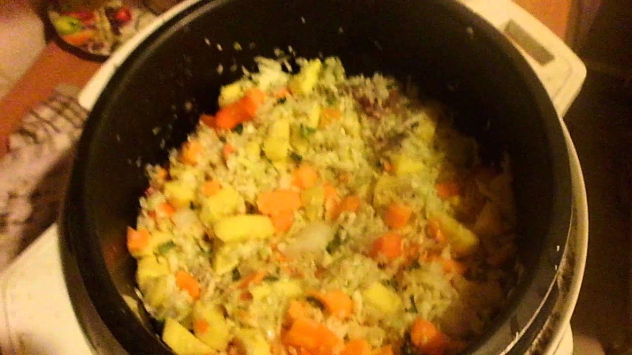 Овощное рагу в мультиварке рецепты с фото с цветной капустой