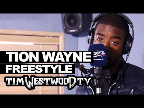 Tion Wayne Freestyle - Westwood