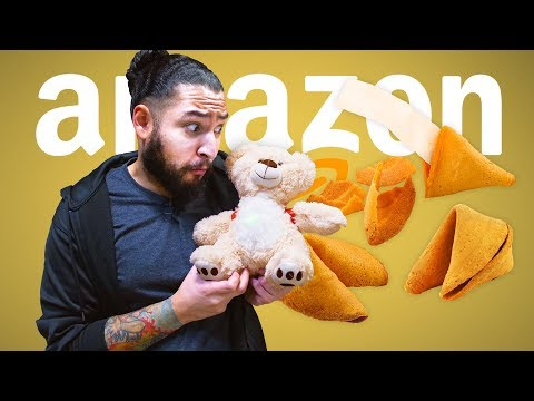 FORTUNE COOKIE GHOST HUNT • AMAZON PRIME TIME