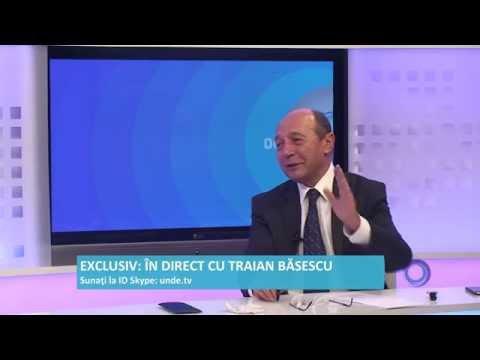 Videocraţia 19 nov 2015, invitat Traian Băsescu