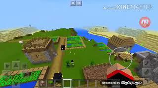 Hướng dẫn cách tìm một ngôi làng để chơi sinh tồn trong minecraft