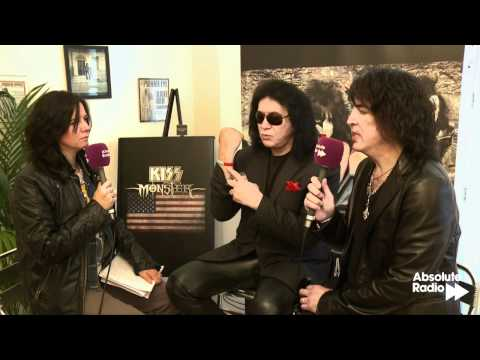 KISS interview preview: Gene Simmons and Paul Stanley