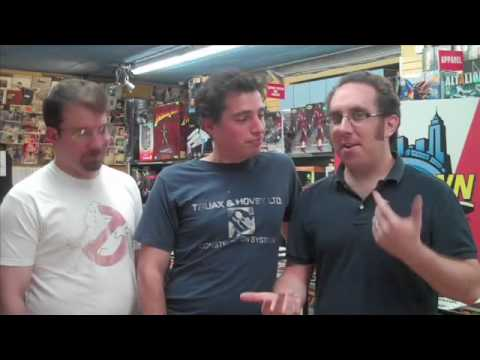 Disney Buys Marvel! - A Comic Book Club Special Report