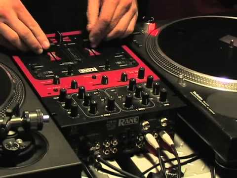 Setting Up DJ Equipment - Making your connections