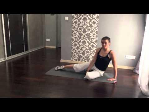 Ćwiczenia Dla Kobiet W Ciąży - Pierwszy Trymestr, Część 1