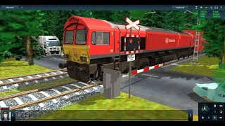 My New DB Schenker Class 66 Horn For Trainz