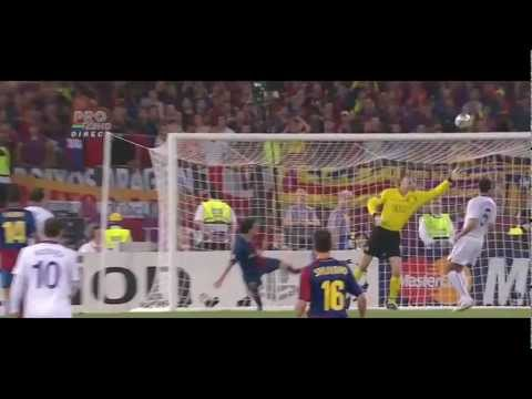 Barcelona Vs Manchester United  2-0 | HD Highlights 2009