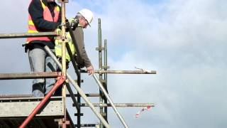 Scaffolding Training Video: Outrigger