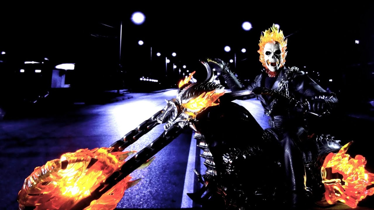 Rider Toy Hot Toys Ghost Rider Hell