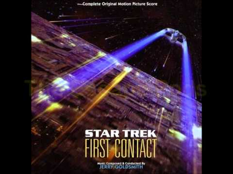 Jerry Goldsmith - Star Trek: First Contact (Complete Score)