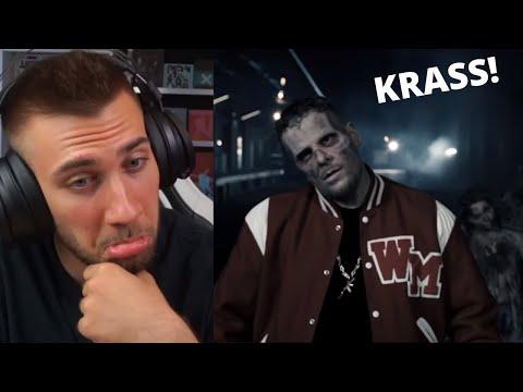 KRASSES VIDEO + STARKE MESSAGE! BONEZ MC - Tilidin weg (Official Video) - REACTION