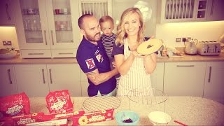 #ad | SUNDAY BAKING SERIES: Giant Jammie Dodgers with the SACCONEJOLYs!
