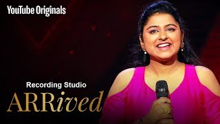 Recording Studio | Pooja Tiwari | #ARRivedSeries