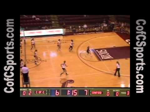 10.16.10 Volleyball vs. Samford Highlights