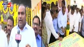 TDP MLA Annam Satish Prabhakar Birthday Celebration | Bapatla