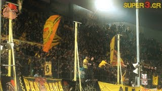 Aris vs Atromitos 1-1 2012/2013