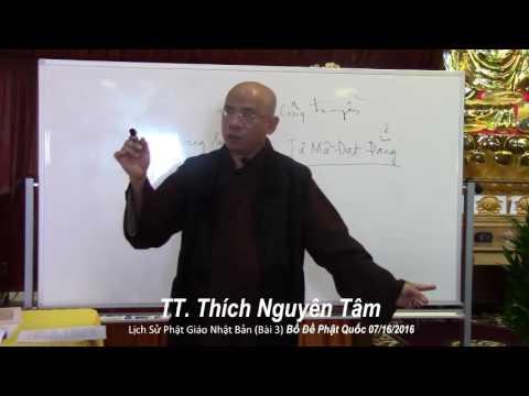 Phật Giáo Nhật Bản - Bài 03