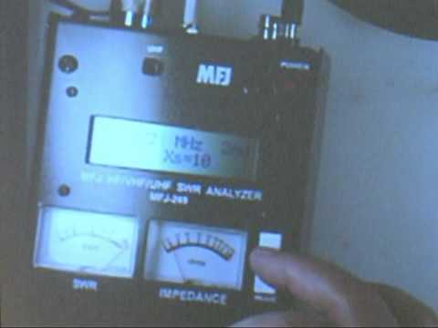 MFJ Presentation: Testing Coax Cables Part 1 of 2
