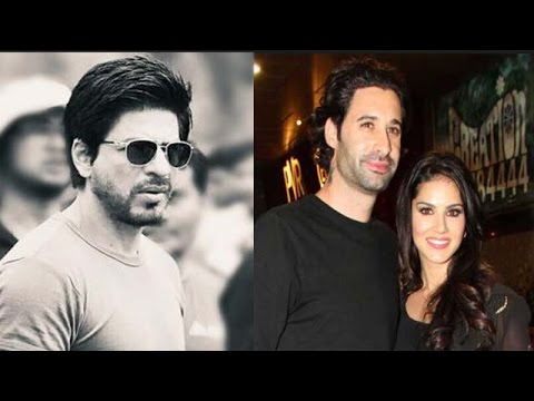 Shahrukh Promoting 'Raees' In Style | Sunny Leone And Husband Enjoy Some Date Time