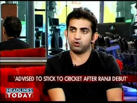 On the Couch with Koel - Gautam Gambhir on On the Couch with Koel