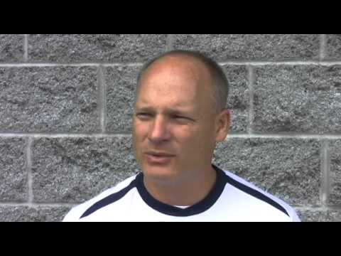 Grace Christian Academy head coach Randy McKamey on the 2012-13 season