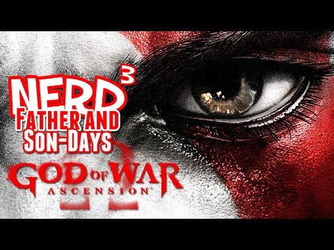 Nerd³'s Father and Son-Days - God of War: Ascension