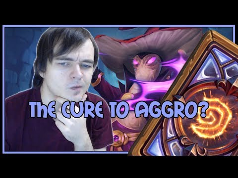 Hearthstone: The cure to aggro? (cubelock)