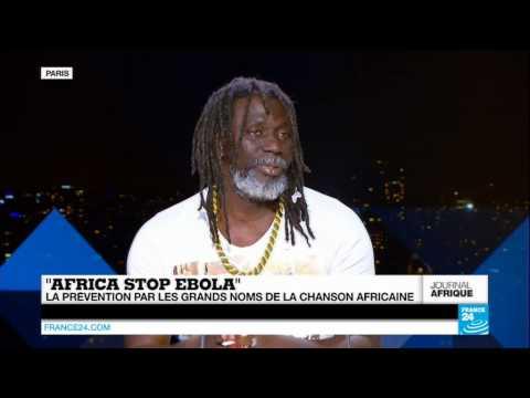 """""""Aie confiance au docteur"""" : Africa Stop Ebola avec Tiken Jah Fakoly"""