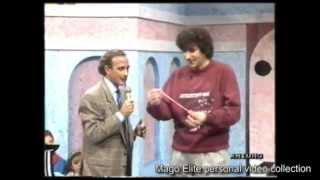 Aldo Colombini Fabian 1989 Italian TV - Mago Elite video collection