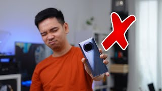 Saya nyobain Huawei Mate 30 Pro selama 1 hari dan langsung nyerah.