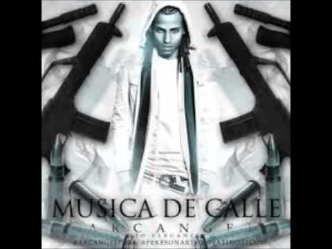 Arcángel - Música de Narco, Capo y Matones (Letra - Lirics)   (S.E.M) 2013