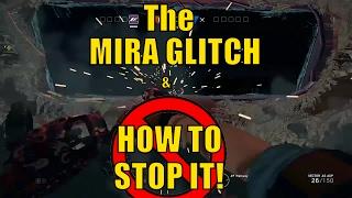 Rainbow Six Siege - Mira Glitch & How To Stop It