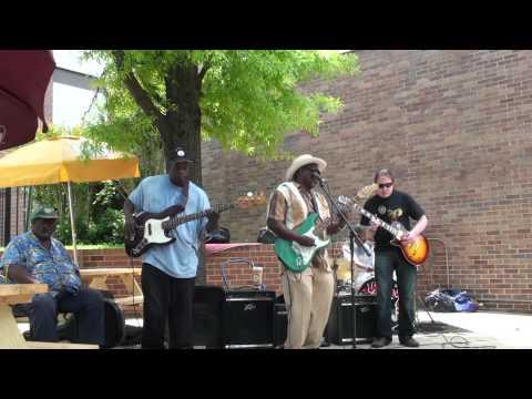 "Big Jerry Blues Band With John England ""Shade Tree Mechanic"""