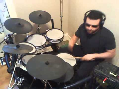 Obstacle 1 Drum Cover Interpol by Rene