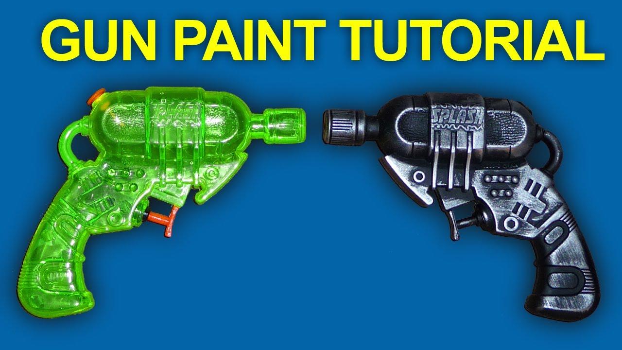 How to Make a Ray Gun Prop Laser Ray Gun Movie Prop Diy