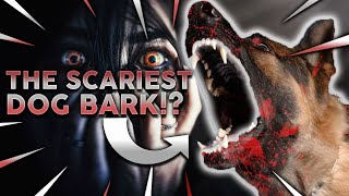TOP 10 SCARIEST DOG BARKS! Which Breed Has The Loudest Scariest Bark?