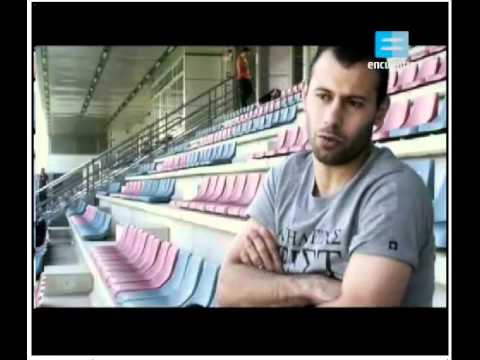 Javier Mascherano documental - 1era parte - (de  3)