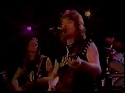STEVE MORSE vs RICK DERRINGER! GUITAR WAR IN GERMANY!!