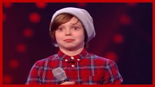 Britain 39 S Got Talent Father And Son Duo Tim And Jack Goodacre 39 S Golden Buzzer Win Questioned As