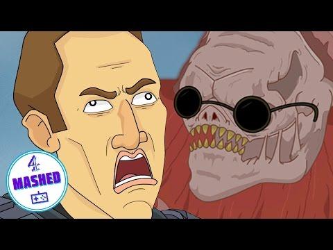 Game In 60 Seconds: Gears of War 4